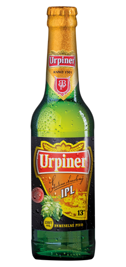 IPL 13°, Bottle