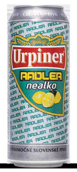 Urpiner Radler Nealko, Can