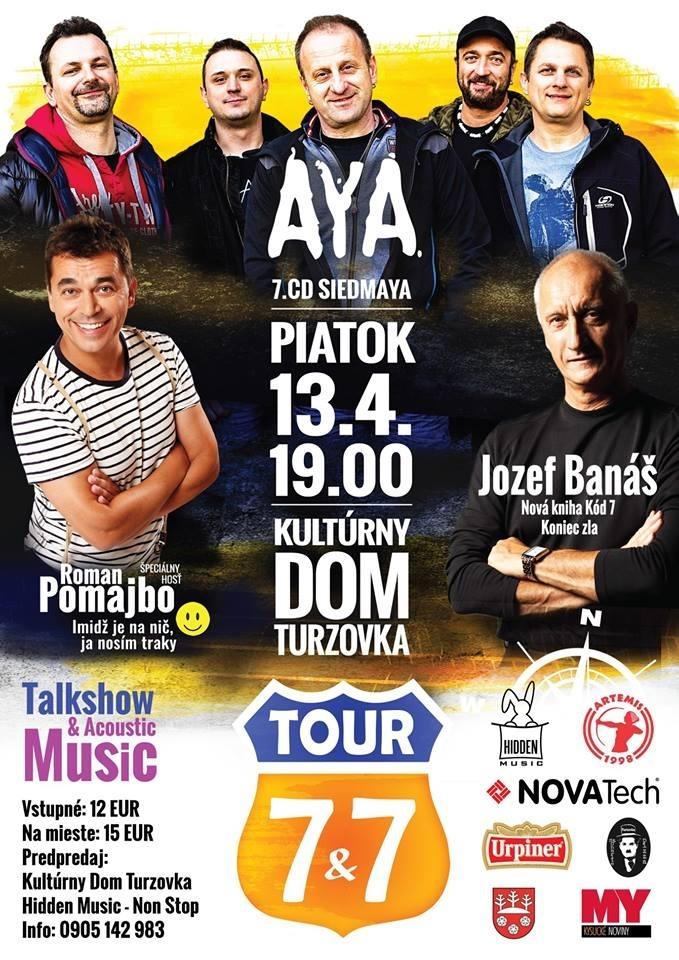 AYA 13. 4. 2018 TURZOVKA