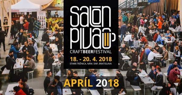 SALÓN PIVA 18.4 - 20.4 2018 BRATISLAVA