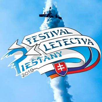 FESTIVAL LETECTVA 4 - 5. 5. 2019 PIEŠŤANY