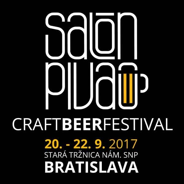 SALÓN PIVA 20 - 22. 9. 2017 BRATISLAVA