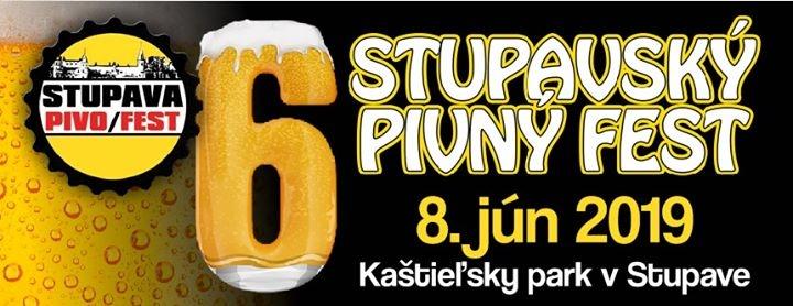 STUPAVSKÝ PIVNÝ FEST 2019 - 8. 6. 2019 Stupava