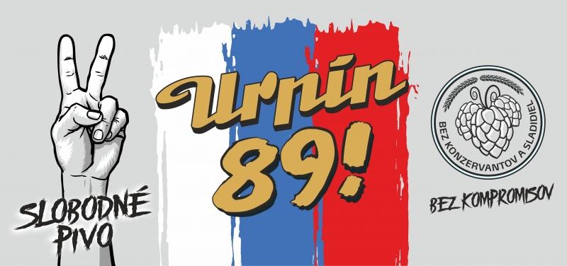 URPÍN 89 - slobodné pivo